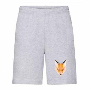 Szorty męskie Fox geometry