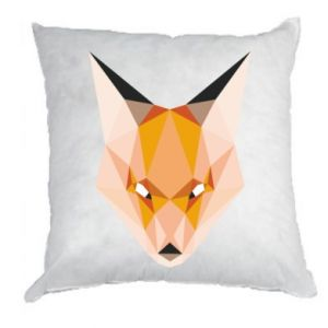 Poduszka Fox geometry