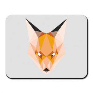 Podkładka pod mysz Fox geometry