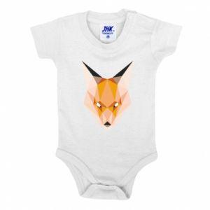 Body dziecięce Fox geometry