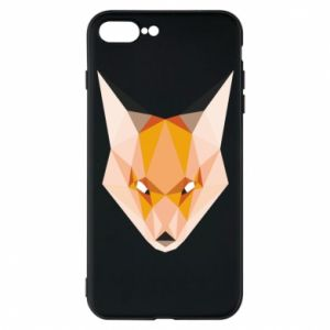 Etui na iPhone 7 Plus Fox geometry