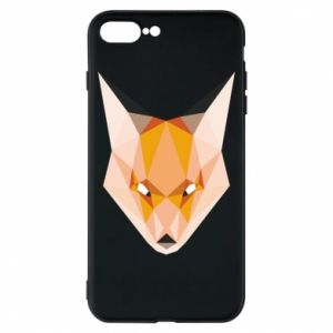 Etui na iPhone 8 Plus Fox geometry