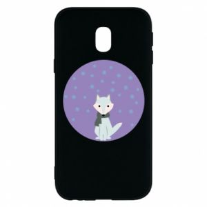 Phone case for Samsung J3 2017 Fox