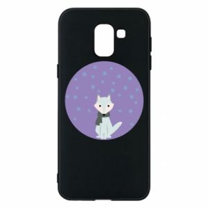 Phone case for Samsung J6 Fox