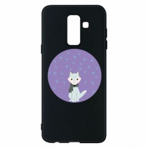 Phone case for Samsung A6+ 2018 Fox