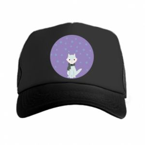 Czapka trucker Fox - PrintSalon