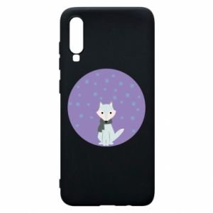 Phone case for Samsung A70 Fox