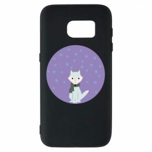 Phone case for Samsung S7 Fox