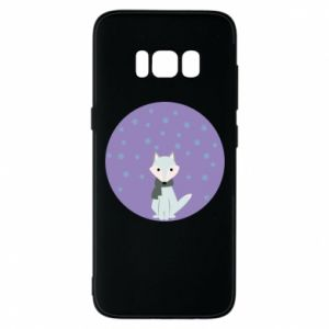 Phone case for Samsung S8 Fox