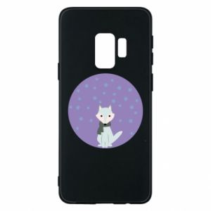 Phone case for Samsung S9 Fox