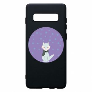 Phone case for Samsung S10+ Fox