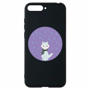 Phone case for Huawei Y6 2018 Fox