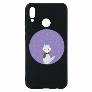Phone case for Huawei P20 Lite Fox