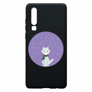 Phone case for Huawei P30 Fox