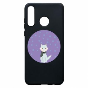 Phone case for Huawei P30 Lite Fox