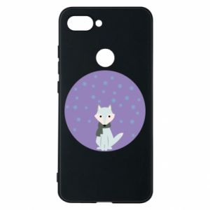 Phone case for Xiaomi Mi8 Lite Fox