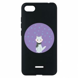 Phone case for Xiaomi Redmi 6A Fox