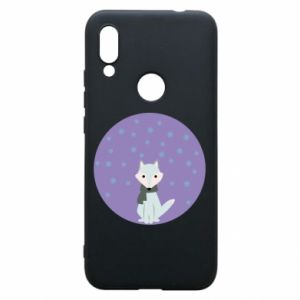 Phone case for Xiaomi Redmi 7 Fox