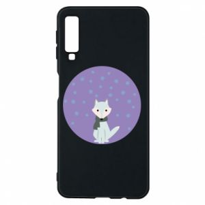 Phone case for Samsung A7 2018 Fox