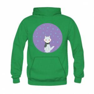 Kid's hoodie Fox