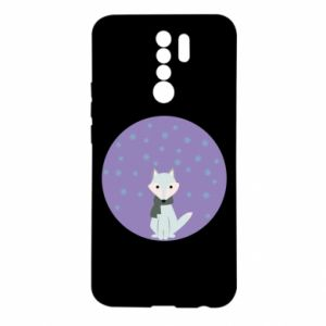 Xiaomi Redmi 9 Case Fox