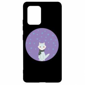 Samsung S10 Lite Case Fox