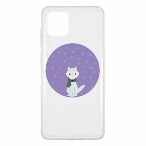Samsung Note 10 Lite Case Fox
