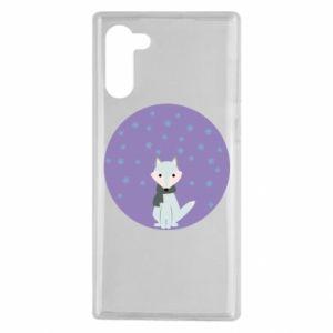 Samsung Note 10 Case Fox