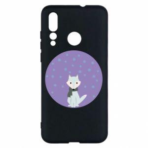 Huawei Nova 4 Case Fox
