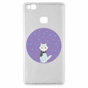 Huawei P9 Lite Case Fox