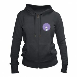 Women's zip up hoodies Fox