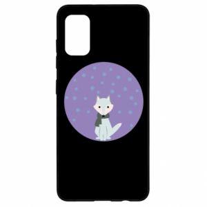 Samsung A41 Case Fox