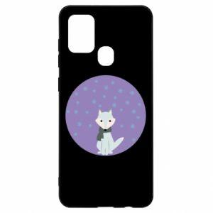 Samsung A21s Case Fox