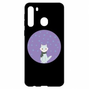 Samsung A21 Case Fox