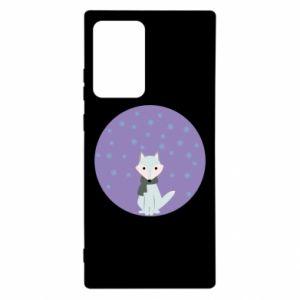 Samsung Note 20 Ultra Case Fox