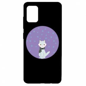 Samsung A51 Case Fox