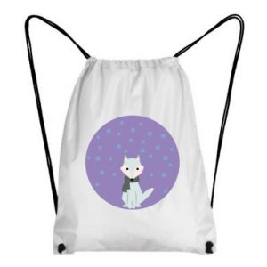 Backpack-bag Fox