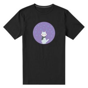 Men's premium t-shirt Fox