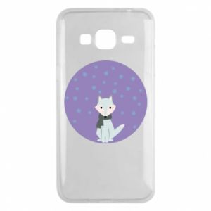 Phone case for Samsung J3 2016 Fox