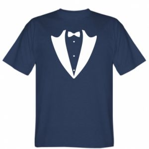T-shirt Tailcoat for New Year's Eve