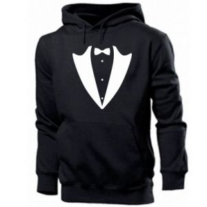 Men's hoodie Tailcoat for New Year's Eve