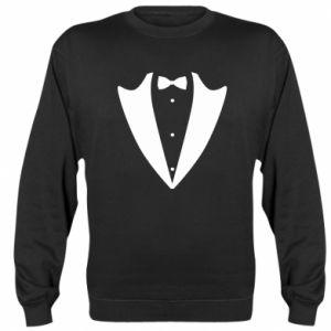 Bluza (raglan) Frak na Sylwestra