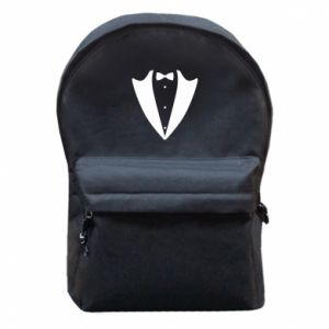 Backpack with front pocket Tailcoat for New Year's Eve