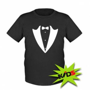 Kids T-shirt Tailcoat for New Year's Eve
