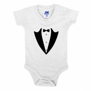 Baby bodysuit Tailcoat for New Year's Eve