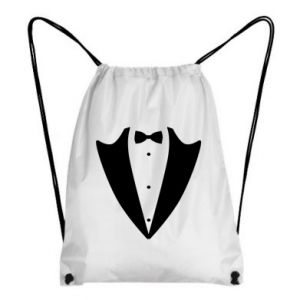 Backpack-bag Tailcoat for New Year's Eve
