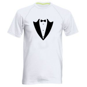 Men's sports t-shirt Tailcoat for New Year's Eve