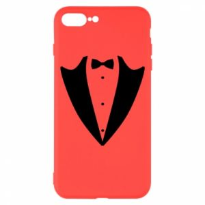 Phone case for iPhone 7 Plus Tailcoat for New Year's Eve