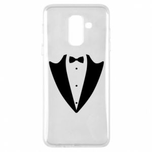 Phone case for Samsung A6+ 2018 Tailcoat for New Year's Eve