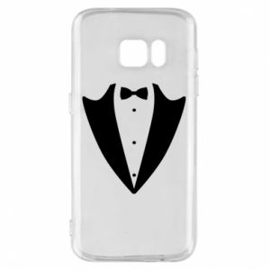Phone case for Samsung S7 Tailcoat for New Year's Eve